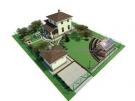 Визаулизация проекта в 3Д