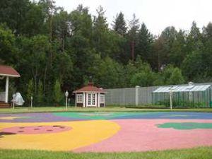 Разноцветное каучуковое покрытие